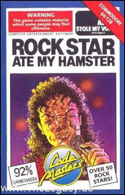 Misc. Games - Rock Star ate my Hamster