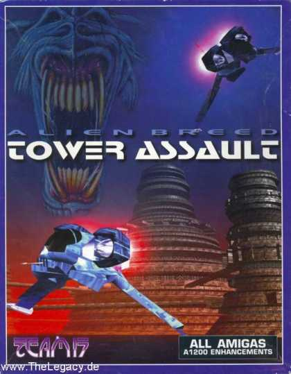 Misc. Games - Alien Breed: Tower Assault