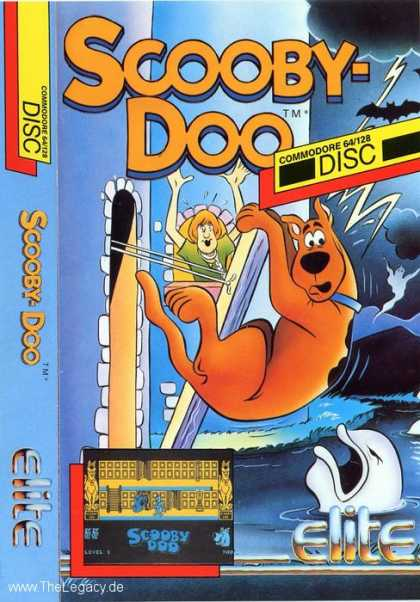 Misc. Games - Scooby Doo