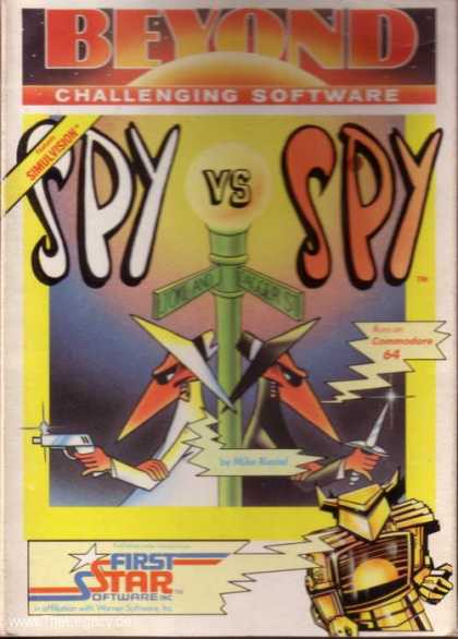 Misc. Games - Spy vs Spy