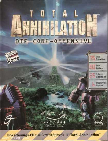 Misc. Games - Total Annihilation: Die Core-Offensive