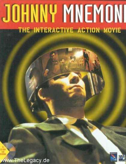 Misc. Games - Johnny Mnemonic