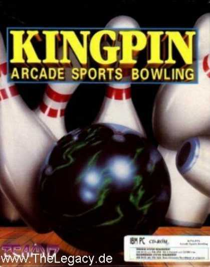 Misc. Games - KingPin: Arcade Sports Bowling