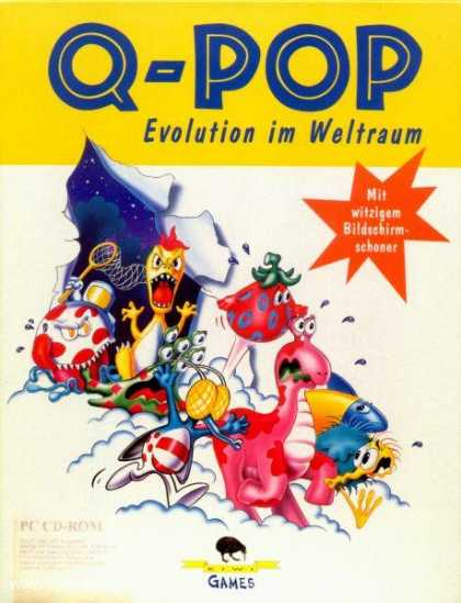 Misc. Games - Q-Pop