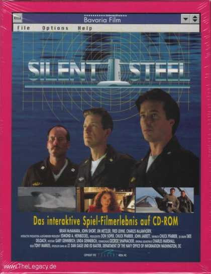 Misc. Games - Silent Steel
