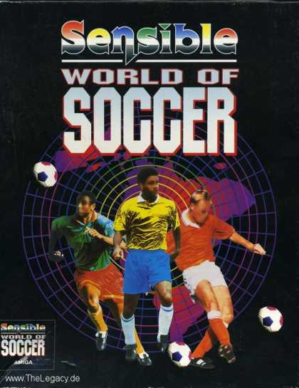 Misc. Games - Sensible World of Soccer