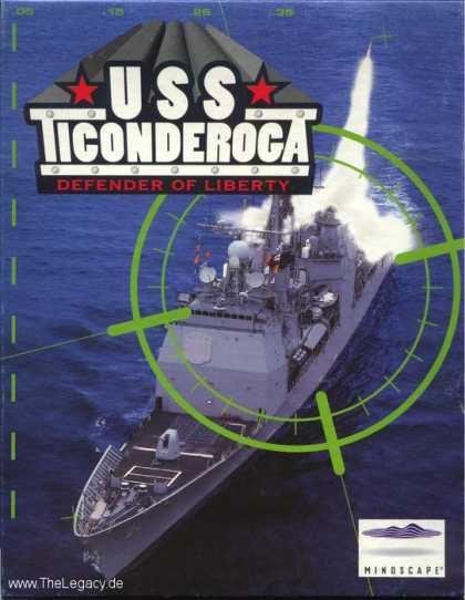 Misc. Games - USS Ticonderoga: Defender of Liberty