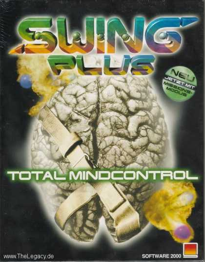 Misc. Games - Swing Plus: Total Mindcontrol