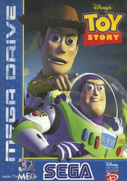 Misc. Games - Toy Story
