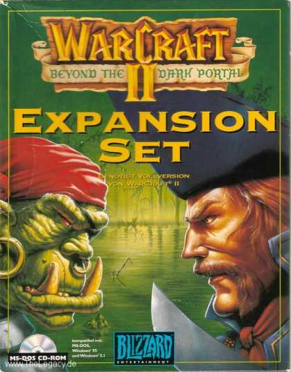 Misc. Games - WarCraft II: Beyond the Dark Portal