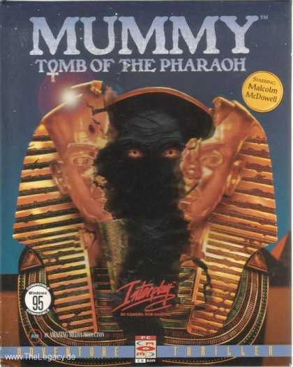 Misc. Games - Mummy: Tomb of the Pharaoh