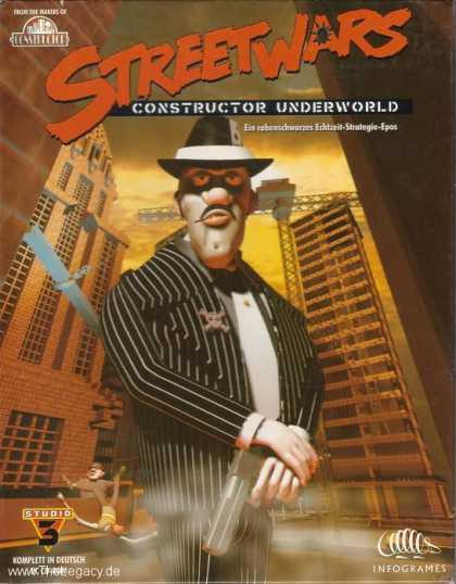 Misc. Games - StreetWars: Constructor Underworld