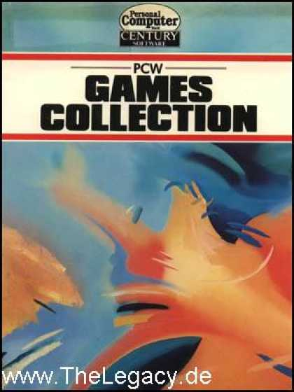 Misc. Games - PCW Games Collection