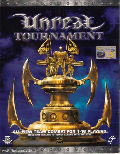 Misc. Games - Unreal Tournament