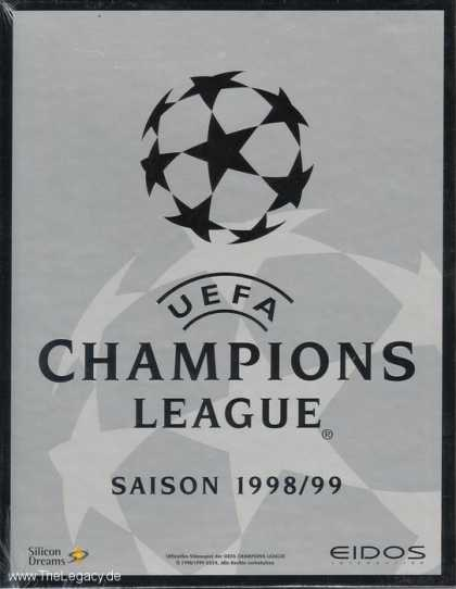 Misc. Games - UEFA Champions League Saison 1998/99