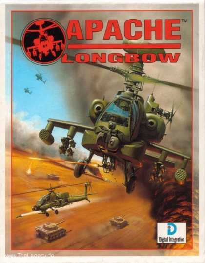 Misc. Games - Apache Longbow