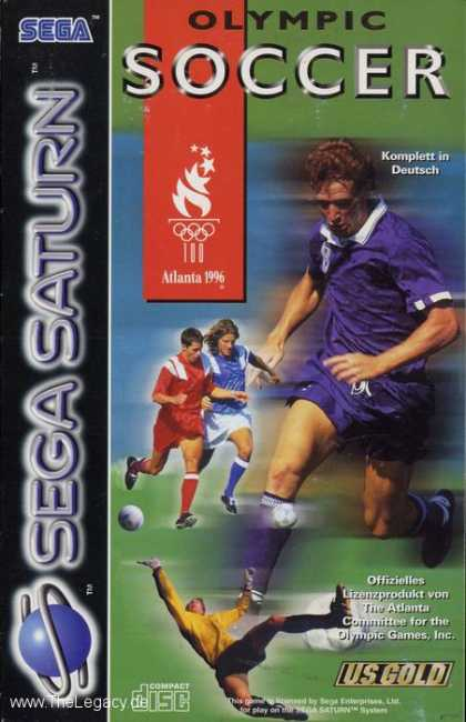Misc. Games - Olympic Soccer