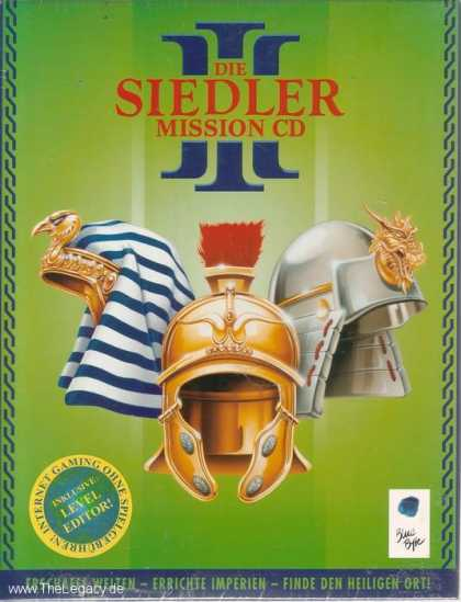 Misc. Games - Siedler III, Die: Mission CD