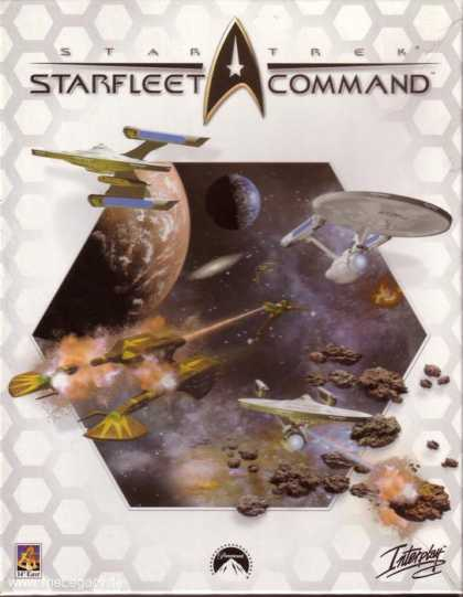Misc. Games - Star Trek - Starfleet Command