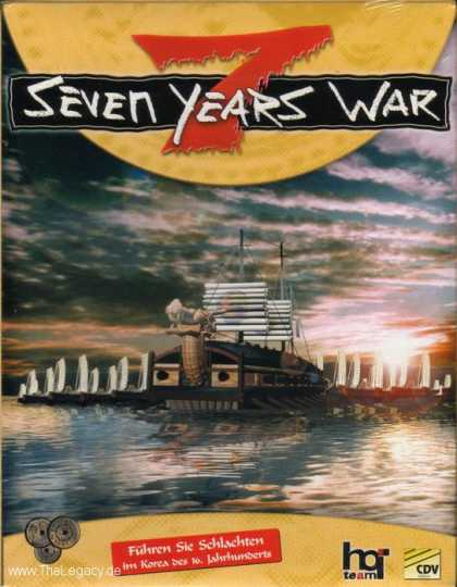 Misc. Games - Seven Years War