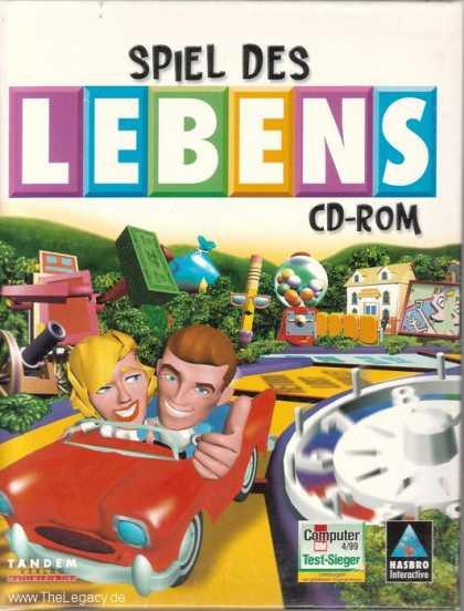 MB Vintage : SPIEL DES LEBENS - uralte Version, wirkt