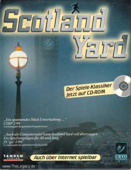 Misc. Games - Scotland Yard