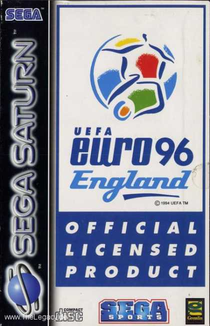 Misc. Games - Euro '96
