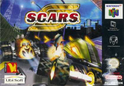 Misc. Games - S.C.A.R.S.