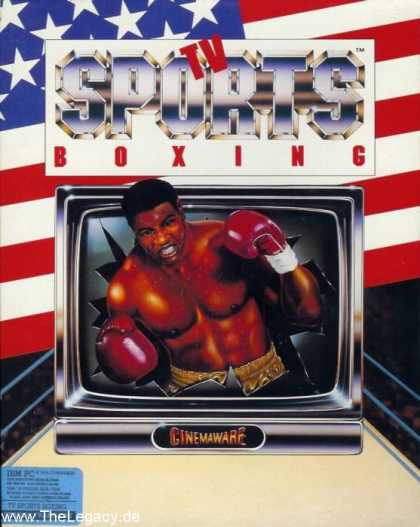 Misc. Games - TV Sports Boxing
