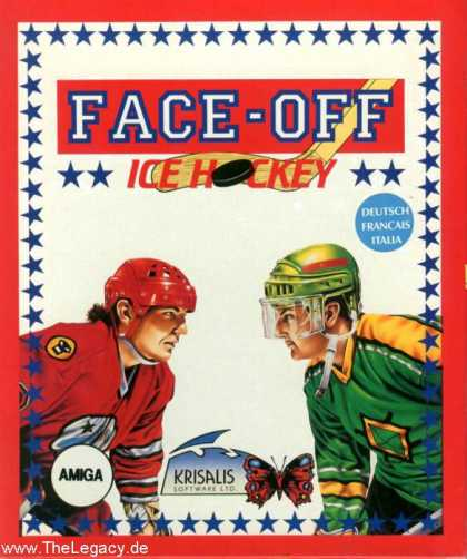 Misc. Games - Face-Off - Ice Hockey
