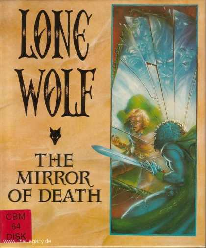 Misc. Games - Lone Wolf: The Mirror of Death