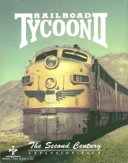 Misc. Games - Railroad Tycoon II: The Second Century