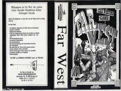 Misc. Games - Far West: The Western Game