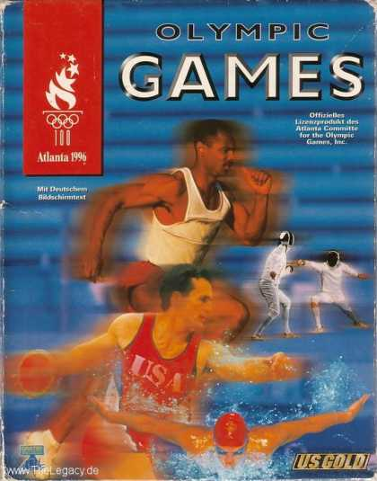 Misc. Games - Olympic Games