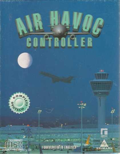 Misc. Games - Air Havoc Controller