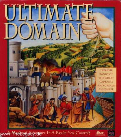 Misc. Games - Ultimate Domain