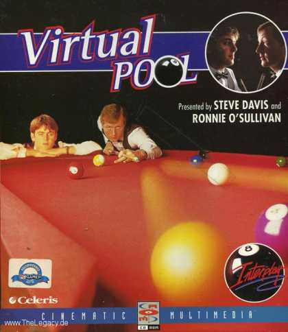 Misc. Games - Virtual Pool