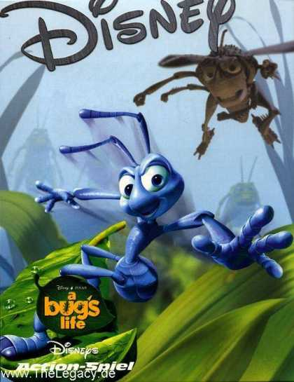 Misc. Games - A Bug's Life