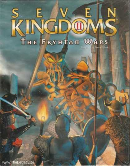 Misc. Games - Seven Kingdoms II: The Fryhtan Wars