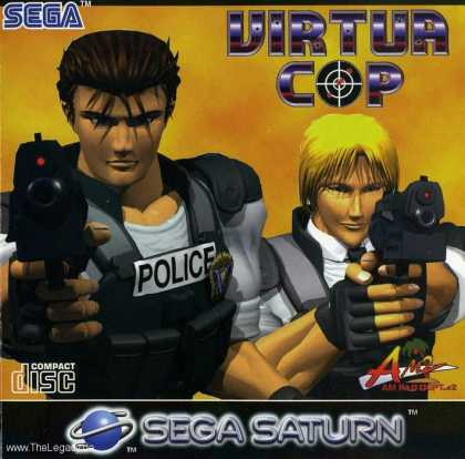 Misc. Games - Virtua Cop
