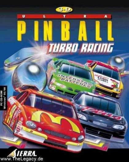 Misc. Games - 3-D Ultra Pinball: Turbo Racing