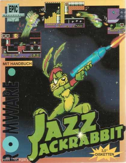Misc. Games - Jazz Jackrabbit