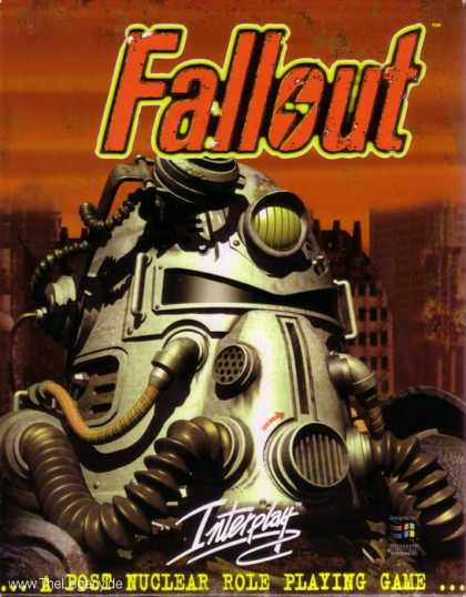 Misc. Games - Fallout: A Post Nuclear Role Playing Game
