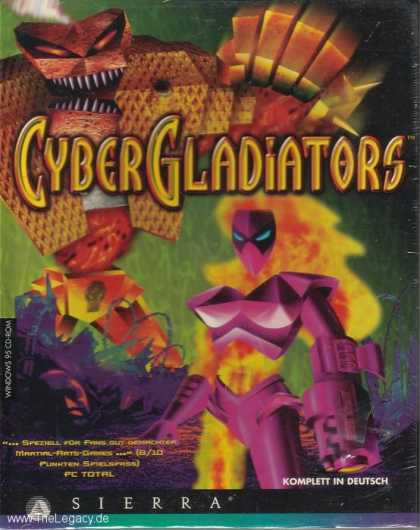 Misc. Games - CyberGladiators