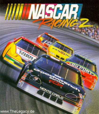 Misc. Games - NASCAR Racing 2
