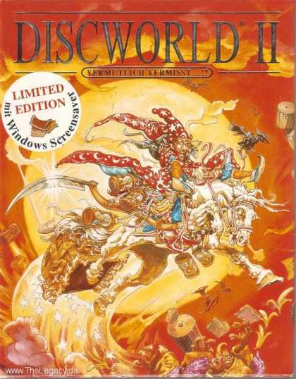 Misc. Games - Discworld II: Missing Presumed...!?