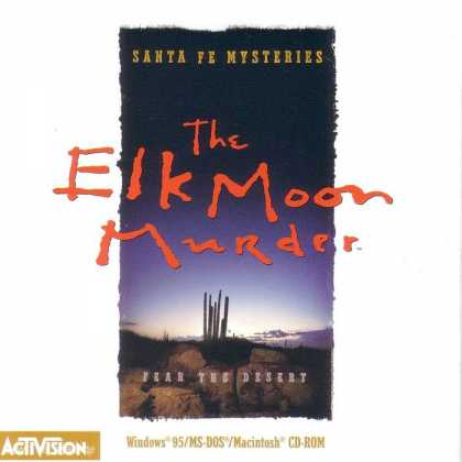 Misc. Games - Santa Fe Mysteries: The Elk Moon Murder