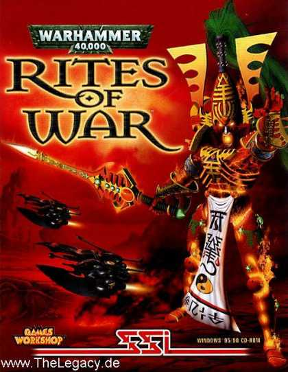 Misc. Games - Warhammer 40.000: Rites of War