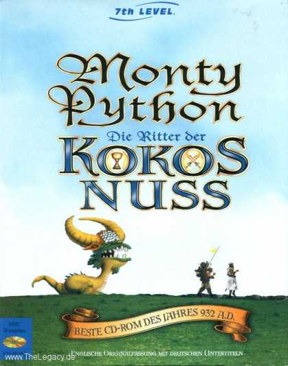 Misc. Games - Monty Python: and the Quest for the Holy Grail