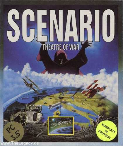 Misc. Games - Scenario: Theatre of War
